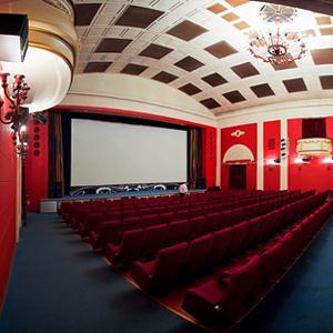 Кинотеатры Сибая