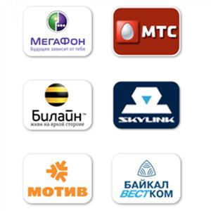 Операторы сотовой связи Сибая