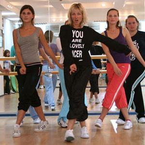 Школы танцев Сибая