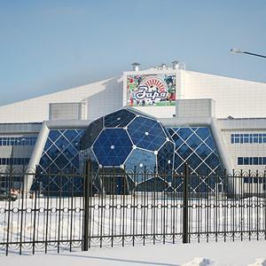 Спортивные комплексы Сибая
