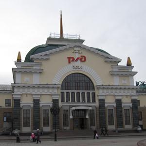 Железнодорожные вокзалы Сибая